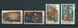 1971 Australia Complete Set Art,kunst Used/gebruikt/oblitere - 1966-79 Elizabeth II