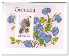 Grenada 1982, Postfris MNH, Flowers - Grenada (1974-...)