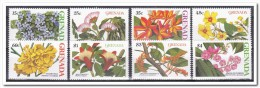 Grenada 1988, Postfris MNH, Flowers - Grenada (1974-...)