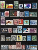 AUSTRALIA   Collection Of Mostly Used Stamps  DL-95 - Timbres