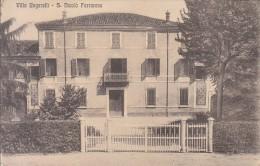 S. NICOLO Ferrarese - Via Ungherelli, Anni 10 - FEB-15-31 - Andere Steden