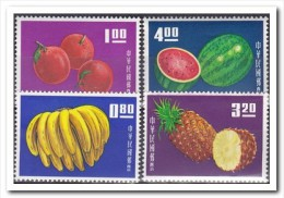 Taiwan 1964, Postfris MNH, Fruit - Neufs