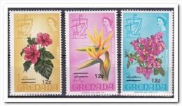 Grenada 1972, Postfris MNH, Flowers - Grenada (1974-...)