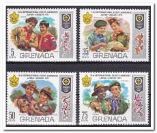 Grenada 1971, Postfris MNH, Scouting - Grenada (1974-...)