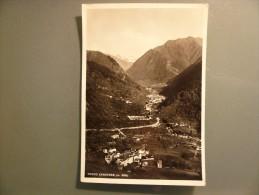 Ronco Canavese - Viaggiata 1952 - Italia