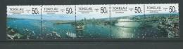 Tokelau 1988 Australian Bicentenary Strip Of 5 MNH - Tokelau