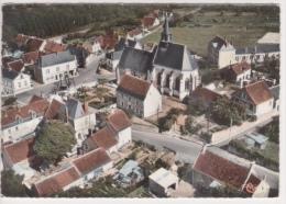 37 - FRANCUEIL - VUE AÉRIENNE AU DESSUS DU BOURG DU VILLAGE - Sonstige Gemeinden