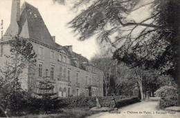 CPA ROUESSE VASSE 72 Chateau De Vassé - Altri Comuni