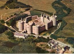 Presqu'ile De Rhuys.. Belle Vue Aérienne Le Château De Suscinio - Other Municipalities