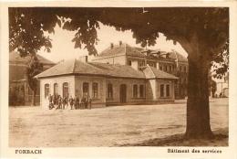 FORBACH  BATIMENT DES SERVICES  EDITION HELIAS - Forbach