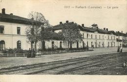 FORBACH LA GARE - Forbach