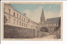 Carte De POISSY L' Hôpital Hospice ( Recto Verso ) Mauvais état - Poissy