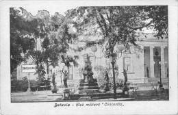 "04920 ""BATAVIA (GIACARTA) - INDONESIA - CLUB MILITAIRE CONCORDIA - PUBBL.TA' TRICOFILINA"" CART. POST. ORIG. NON SPEDITA. - Indonesia"