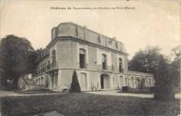 SAPICOURT CHATEAU PAR JONCHERY SUR VESLE 51 - Jonchery-sur-Vesle