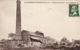 La Garenne D'Epinac - Puits Du Curiev - Les Ateliers - Francia