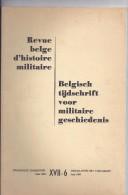 Belgisch Tijdschrift Voor Militaire Geschiedenis - Juni 1968 - Revues & Journaux