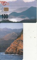 MONTENEGRO - Mountains Of Montenegro, 08/01, Sample(no CN) - Montenegro