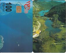 MONTENEGRO - River Of Montenegro, 08/01, Sample(no CN)