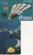 MONTENEGRO - Pilot Pens, SUN Ice Cream, Tirage 50000, 06/01, Sample(no CN) - Montenegro