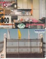 MONTENEGRO - Zaljevo Komerc, Aragasa Bar, Tirage 30000, 06/01, Sample(no CN) - Montenegro