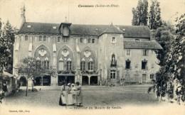 91 CROSNES  Intérieur Du Moulin De Senlis Animée - Crosnes (Crosne)