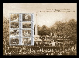 Luxembourg (Meng Post) 2014 No. 48/55 World War I MNH ** - Luxembourg