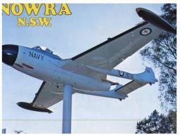 (115) Australia - NSW - Nowra Navy Aircraft - 1946-....: Moderne