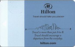 Hilton Hotels - Hotel Keycards