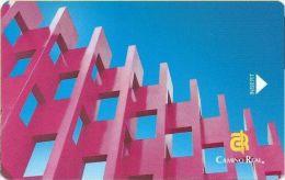 Hotel Camino Real Mexico - Hotel Keycards