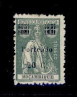 Mozambique - 1924 Postage Due 20 C - Af. P 49 - MH - Mozambique