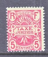 FRENCH  REUNION  ISLANDS  J 6     * - Reunion Island (1852-1975)