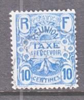 FRENCH  REUNION  ISLANDS  J 7     (o) - Reunion Island (1852-1975)