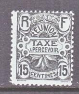 FRENCH  REUNION  ISLANDS  J 8     * - Reunion Island (1852-1975)