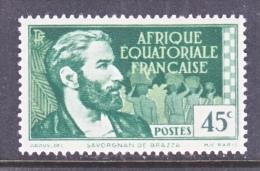 FRENCH  A.E.F.  47     * - A.E.F. (1936-1958)