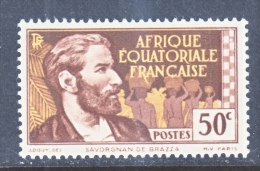 FRENCH  A.E.F.  48     * - Unused Stamps