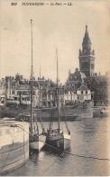 NORD  59  DUNKERQUE  LE PORT  BATEAUX - Dunkerque
