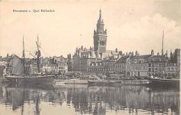 NORD  59  DUNKERQUE    QUAI DES HOLLANDAIS - Dunkerque