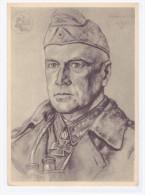Dt.- Reich (A0917) Propagandakarte Generalleutnant Trüweil Kommandeuer Einer Besonders Erf. Panzerdivision, Ungebraucht - Germany