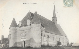 Romilly-sur-Aigre (Eure-et-Loir) - L'Eglise XVe Siècle - Edition E. Le Deley - Other Municipalities