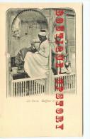 EGYPTE - COIFFEUR ARABE - DOS SCANNE - Egypt