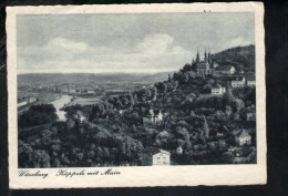 N2183 WURZBURG - KAPPELLE MIT MAIN - NICE STAMP NOTOPFER BERLIN AND NICE TIMBRE 1958 - Wuerzburg