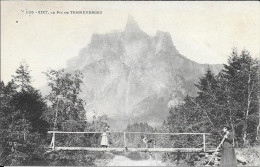 199 SIXT LE PIC DE TENNEVERGUES - Sixt-Fer-à-Cheval