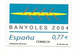 2004 - Spagna 3634 Mondiali Di Canottaggio, - Canottaggio