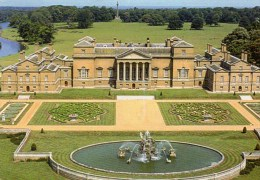 Postcard - Holkham Hall, Norfolk. A - Other