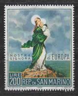 Europa Cept 1966 San Marino 1v ** Mnh (LT627) - Europa-CEPT