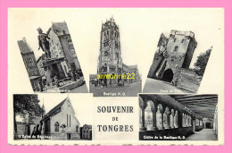 CPSM TONGRES  Souvenir - Tongeren