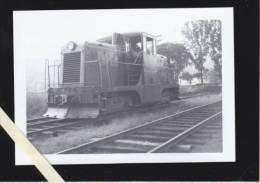 Train Chemin De Fer - Etats Unis Amerique - Bath & Hammondsport - Trains