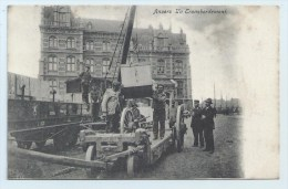 Anvers - Un Transbordement - Dos Simple - Antwerpen
