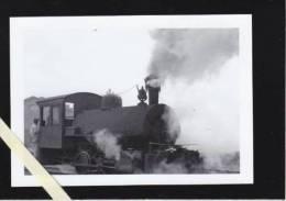 Train Chemin De Fer - Etats Unis Amerique - Locomotive Pour Carriere De Granit à Stonington Maine - Trains