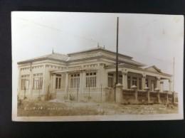 CLUB MANZANILLO POSTAL CIRCULADA 1939 - Postales